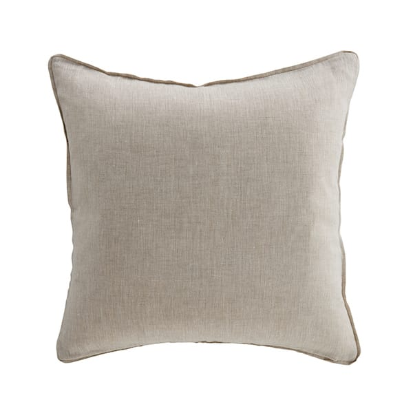 Kamille Floral Embriodered Cushion