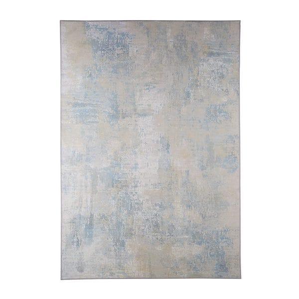 talia distressed textured designer rug image