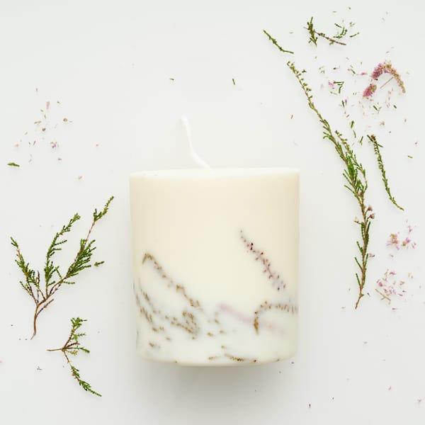 heather candle image