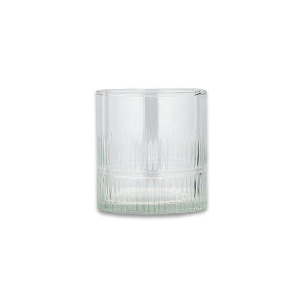Mila Tumbler – Clear Glass