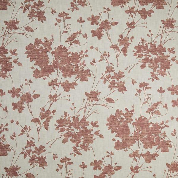 Sula Copper Printed Fabric