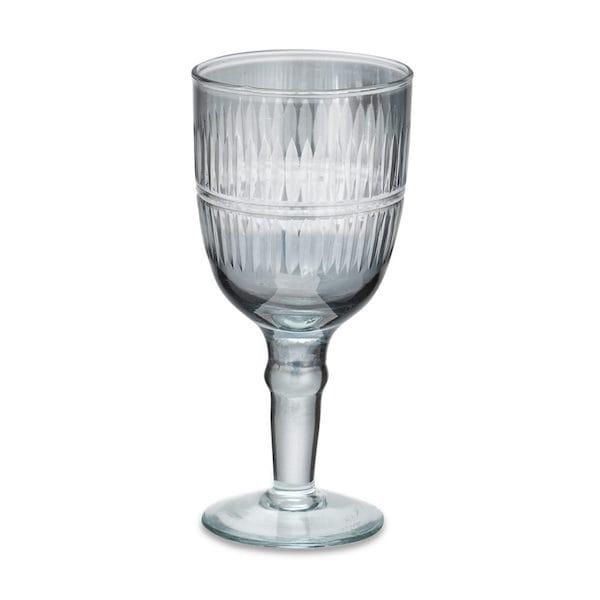 smoke abeeko wine glass