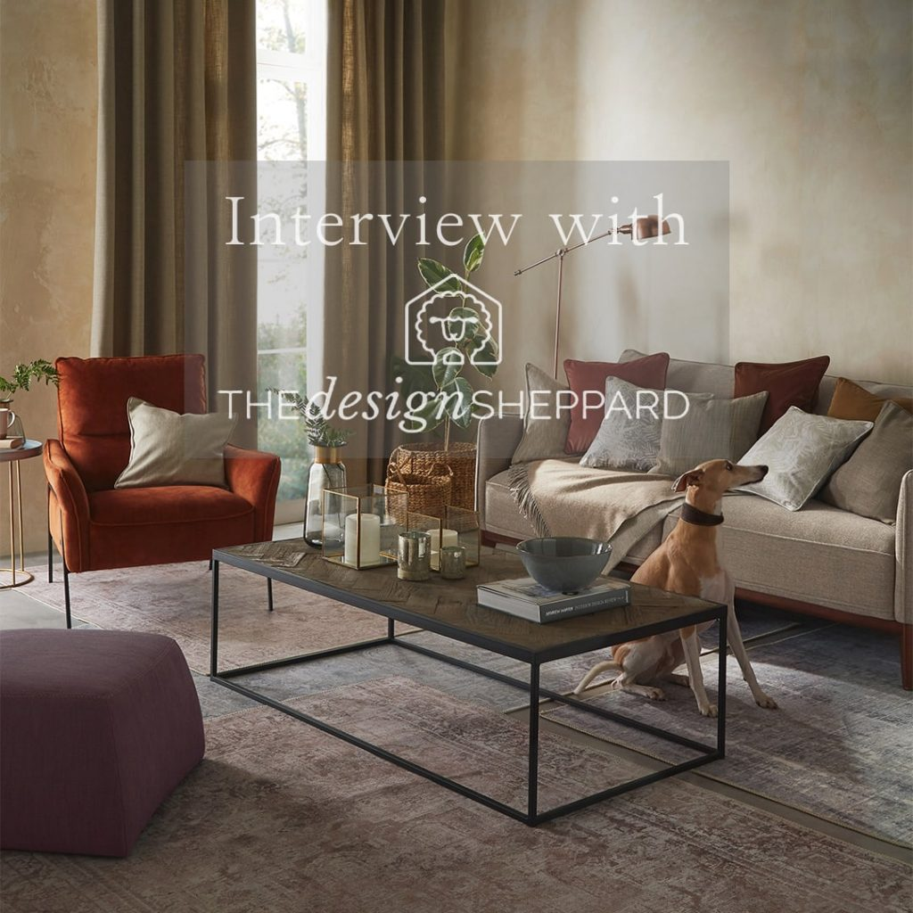 living room lifestyle link to textured lives interview