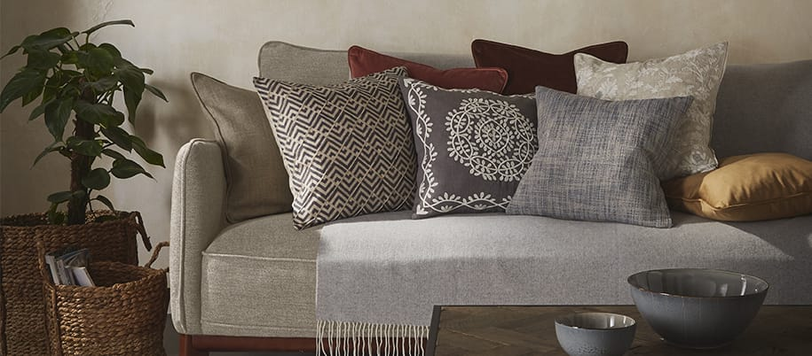 cushion covers to upgrade your cushions