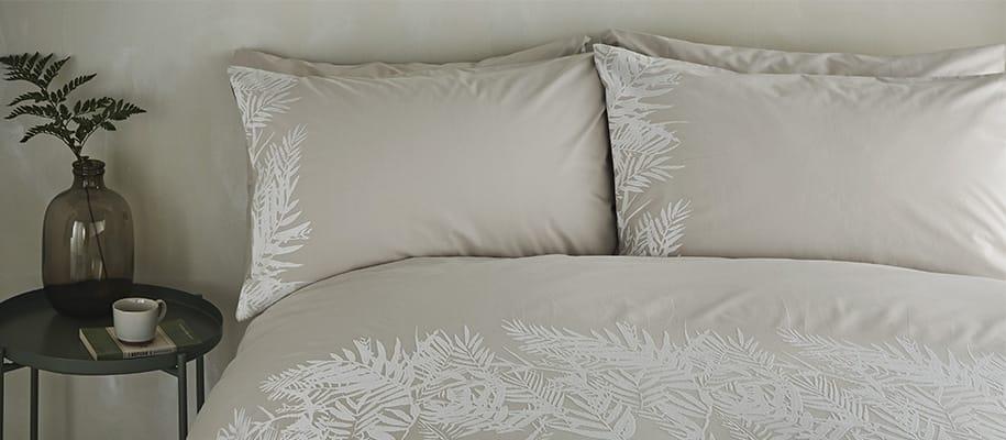 fern cotton duvet sets bedding collection