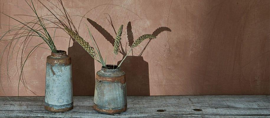 interior accessories ceramic vases